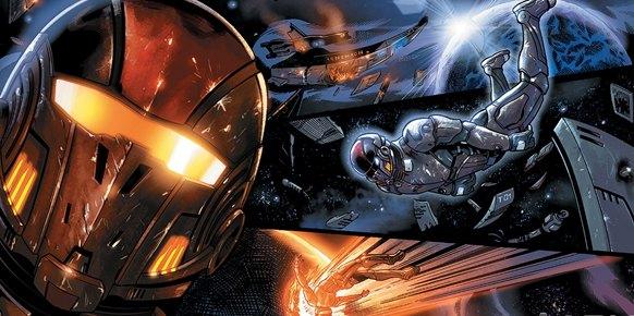 Mass Effect 2: Mass Effect 2: Avance