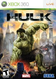Carátula de El Increíble Hulk - Xbox 360