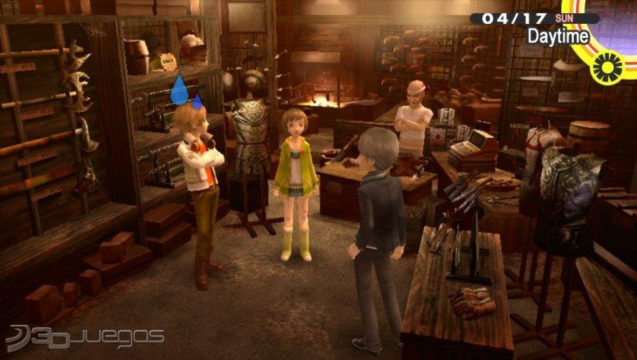 Análisis de Persona 4 The Golden para Vita - 3DJuegos