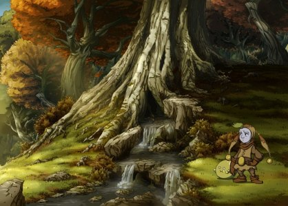 The Whispered World: Primer Contacto