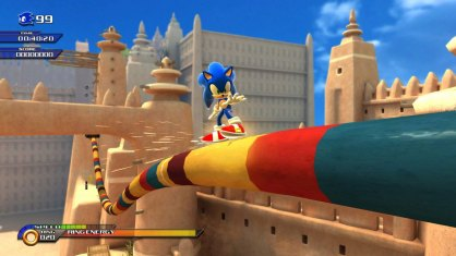 Sonic Unleashed análisis