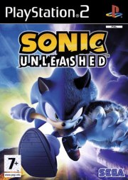 Carátula de Sonic Unleashed - PS2