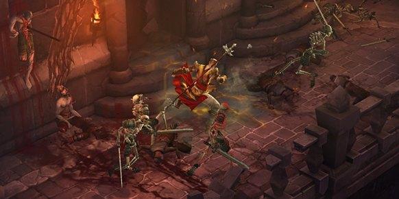 Diablo III: Diablo III: Entrevista Jason Bender