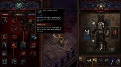 Diablo III: Diablo III: Avance