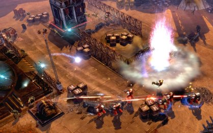 Warhammer 40K Dawn of War 2