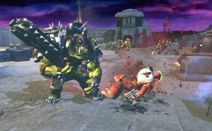 Warhammer 40K Dawn of War 2: Impresiones Campaña individual