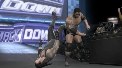 WWE SmackDown vs. Raw 2009 análisis