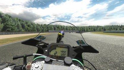 MotoGP 08: MotoGP 08: Primer contacto