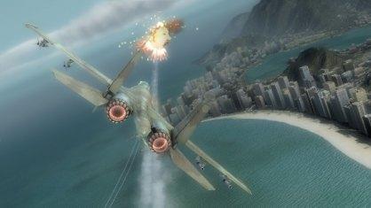 Tom Clancy's HAWX: Tom Clancy's HAWX: Impresiones multijugador