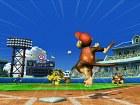 Mario Superstar Baseball - Pantalla