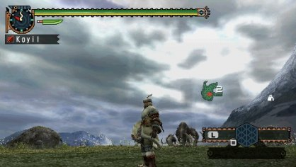 Monster Hunter Freedom Unite: Monster Hunter Freedom Unite: Impresiones jugables