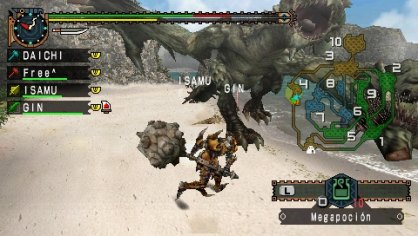 Monster Hunter Freedom Unite: Monster Hunter Freedom Unite: Impresiones multijugador
