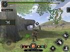 Monster Hunter Freedom Unite - Pantalla