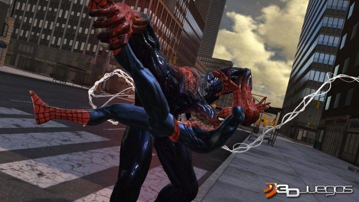 Anlisis de SpiderMan El Reino de las Sombras para PS3  3DJuegos