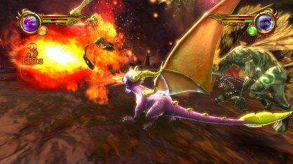 Spyro La Fuerza del Dragón Xbox 360