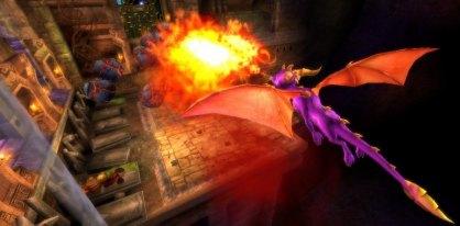 Spyro La Fuerza del Dragón Wii
