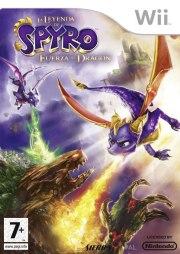 Carátula de Spyro: La Fuerza del Dragón - Wii