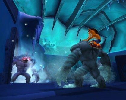 Crash ¡Guerra al Coco-Maniaco!: Crash ¡Guerra al Coco-Maniaco!: Primer contacto