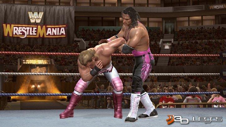 WWE Legends of WrestleMania - An�lisis