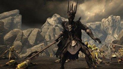 El Señor de los Anillos Conquista Xbox 360