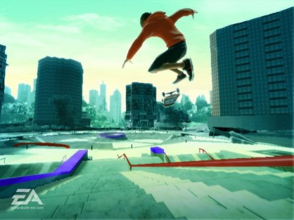 Skate it Wii