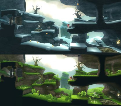 LostWinds Winter of the Melodias Wii