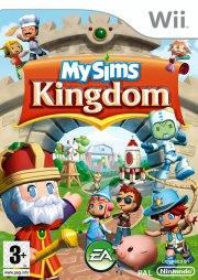 Carátula de MySims Kingdom - Wii