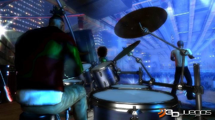 Rock Revolution - An�lisis