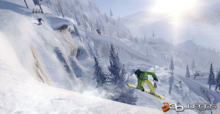 Shaun White Snowboarding - An�lisis
