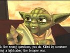 Star Wars The Clone Wars - Pantalla