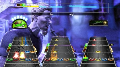 Guitar Hero Metallica Xbox 360