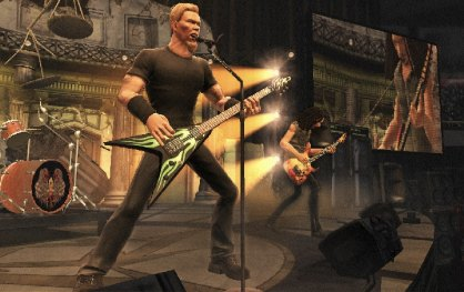 Guitar Hero Metallica PS2