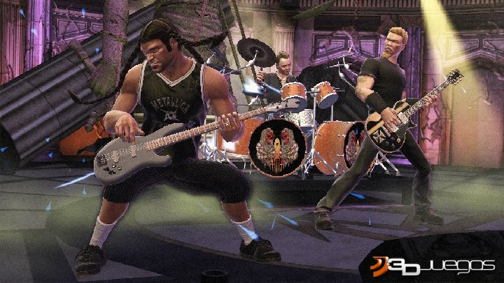 Guitar Hero Metallica - An�lisis