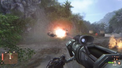 Crysis Warhead: Crysis Warhead: Avance