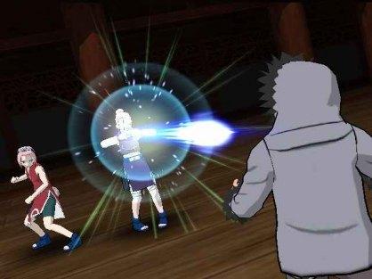 Naruto Clash of Ninja Revolution 2 análisis
