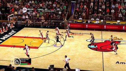 NBA Live 09 an�lisis