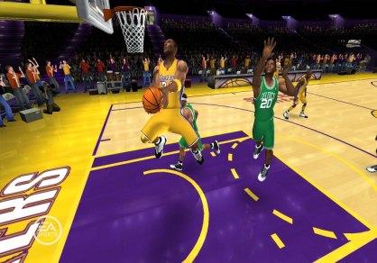 NBA Live 09 análisis