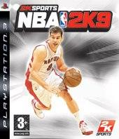 Carátula de NBA 2K9 - PS3
