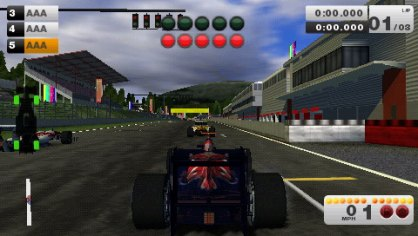 F1 2009: F1 2009: Primer contacto