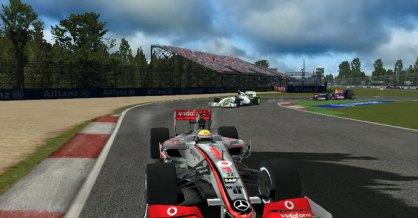 F1 2009: Impresiones TGS 09