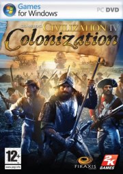 Carátula de Civilization IV: Colonization - PC
