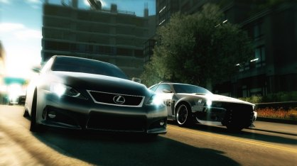 Need for Speed Undercover (PlayStation 3)