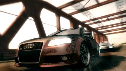 Need for Speed Undercover: Need for Speed Undercover: Impresiones