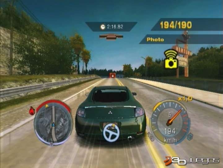 need for speed undercover para wii 3djuegos. Black Bedroom Furniture Sets. Home Design Ideas