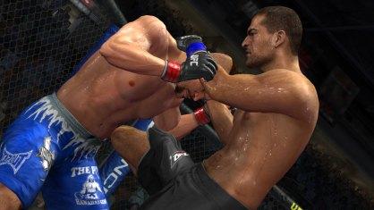 UFC 2009 Xbox 360