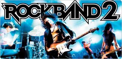 Rock Band 2: Lista completa de temas
