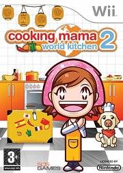 Cooking Mama 2: World Kitchen