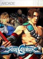 Carátula de Soul Calibur - Xbox 360