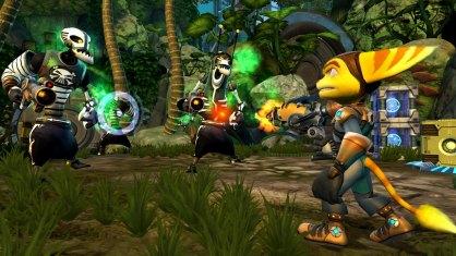 Ratchet & Clank En Busca del Tesoro PS3