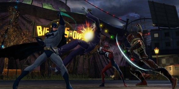 DC Universe Online: DC Universe Online: Impresiones jugables Beta